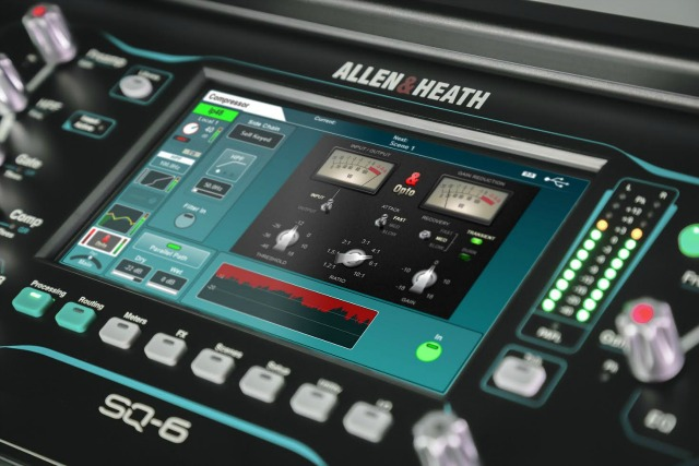 A&H Announces Plug-Ins For SQ Series