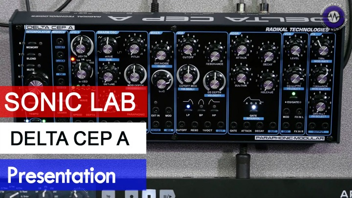 Presentation : Delta CEP A - Radikal Technologies