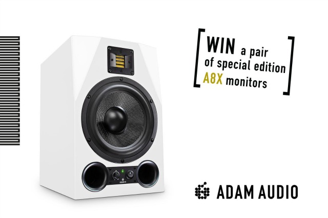 ADAM Audio 2018 Soundtrack Competition