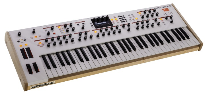 Prophet 12 - Last 100 Will Be Custom White