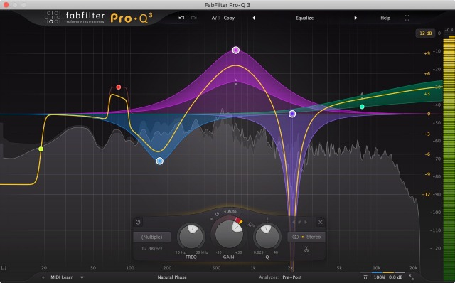 FabFilter Releases FabFilter Pro-Q 3