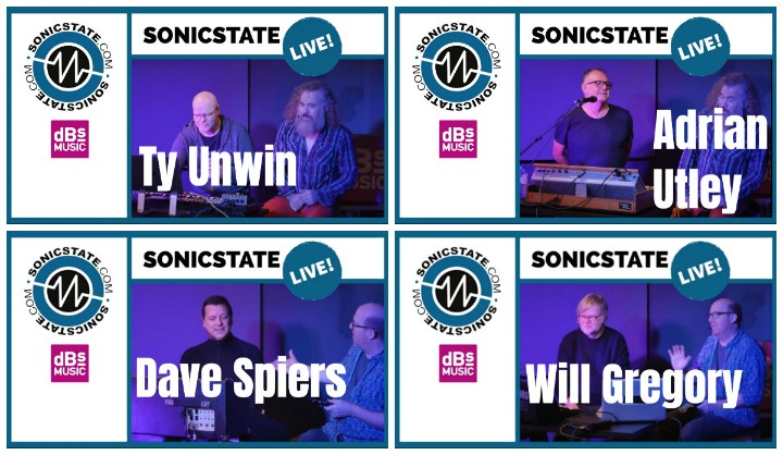 Sonic Live @dBs Music - Will Gregory, Adrian Utley, Ty Unwin + Dave Spiers