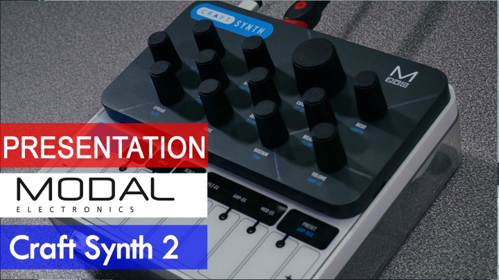 Sonic LAB Preview: Modal Craft Synth 2