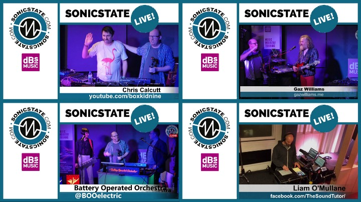 Sonic Live@dBS Music - Live Performances