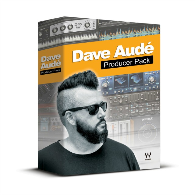 Waves Introduces Dave Audé Producer Pack