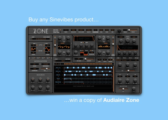 Buy A Plug-in, Win A Synth