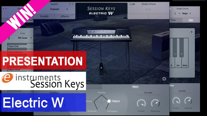Presentation: e-Instruments Session Keys - Watch And Win