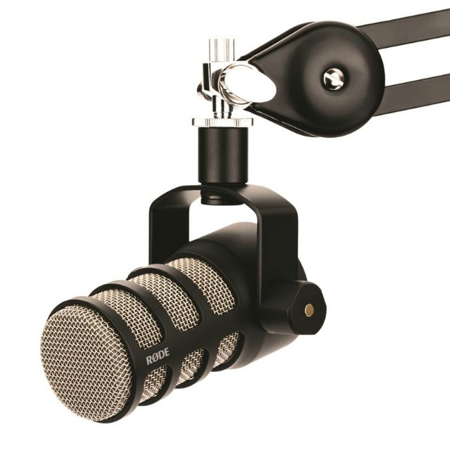 RØDE Launches Podcast-Ready Dynamic Mic