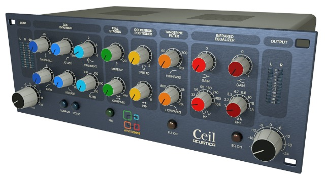 Free Channel Strip Plug-In