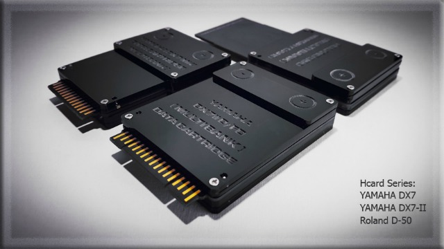 Memory Expansion For Your DX7 And D-50