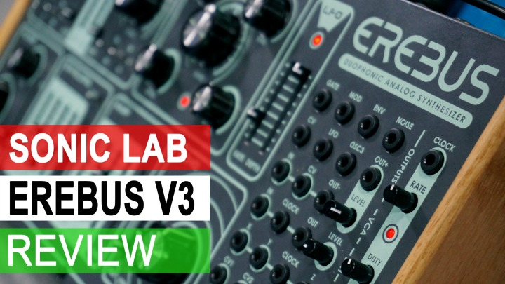 Sonic LAB: Dreadbox Erebus V3 Review
