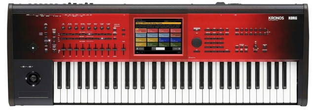 KORG Releases Limited-Edition KRONOS