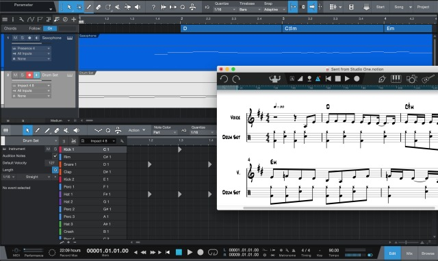 Notion Music Notation Software Updated
