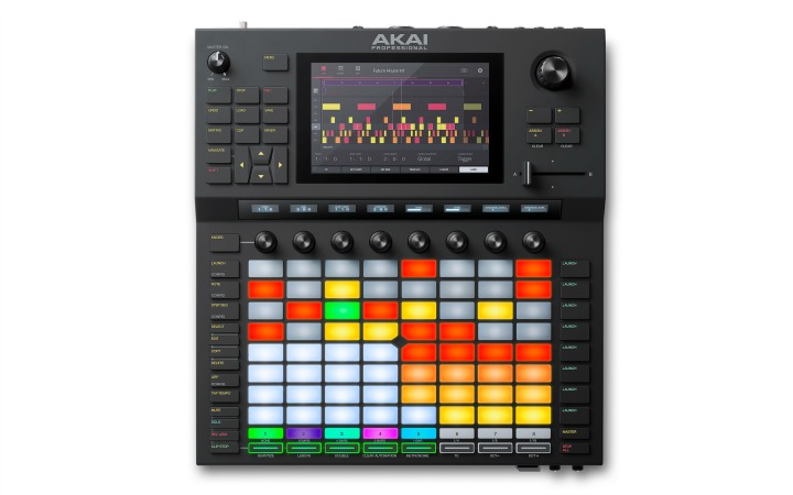 Akai Release The Force - And It