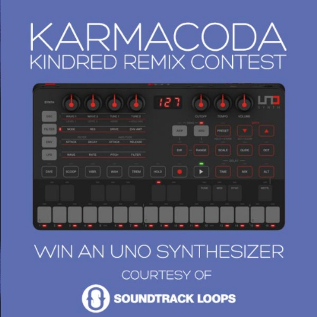 Remix A Track - Win A Synth