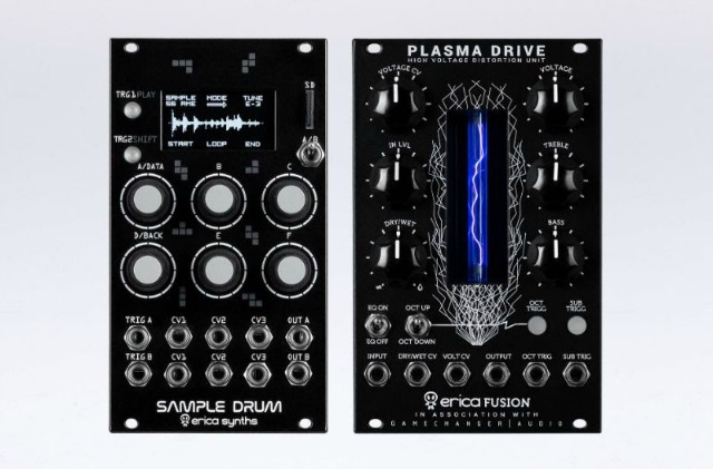 Two New Erica Synths Modules