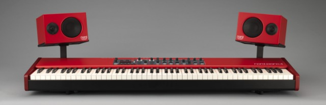 NAMM 2019: A Monitor For Your Nord Piano