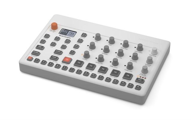 Elektron Announces Model:Samples Groovebox