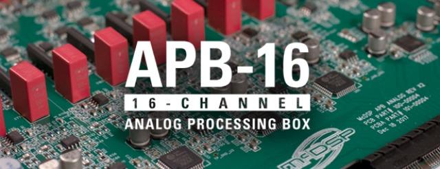 NAMM 2019: McDSP's First Hardware