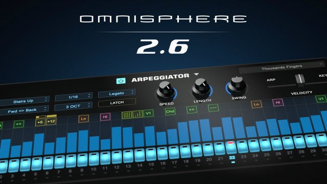 NAMM 2019: Omnisphere 2.6 We Talk To Eric Persing