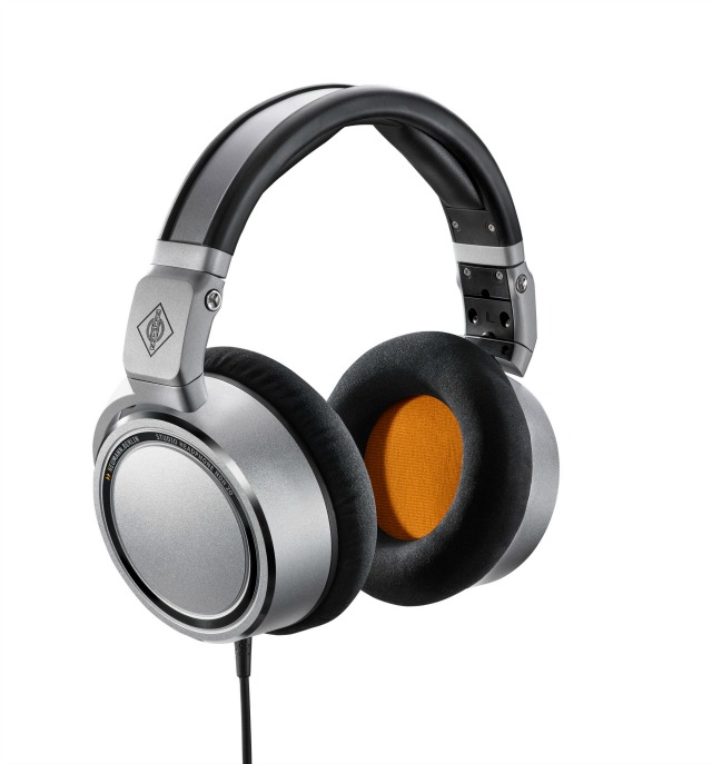 NAMM 2019: Neumann's First Headphones