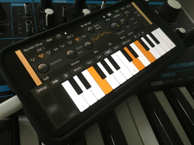 AudioKit Synth One Comes To The iPhone