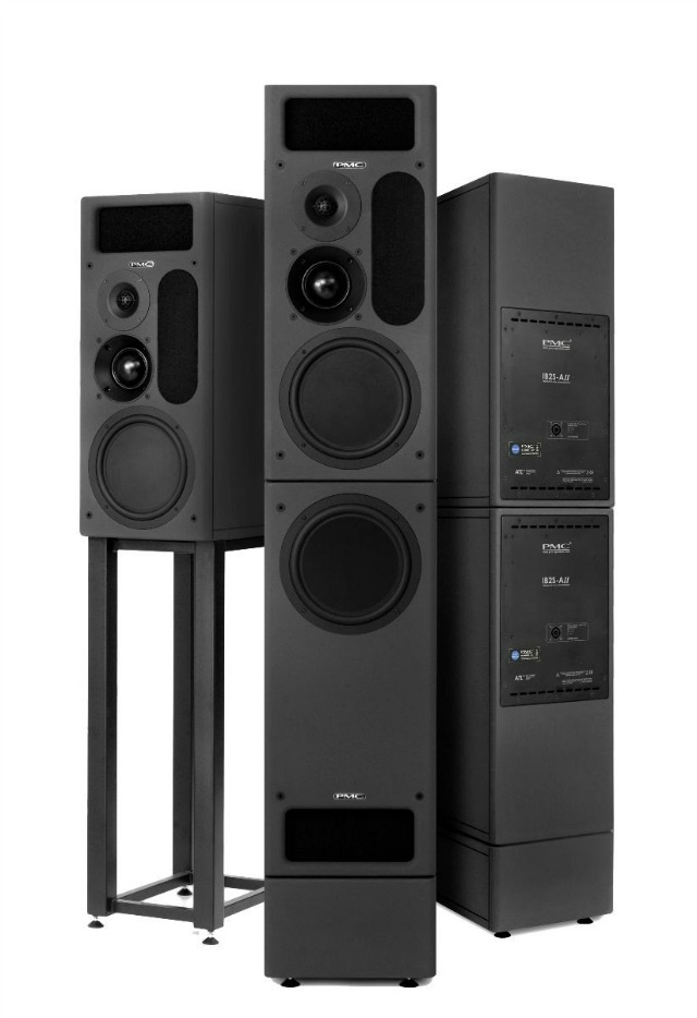 New PMC Studio Monitors