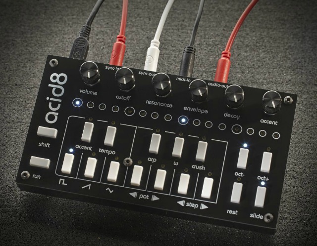 Twisted Electrons Announces Acid8 MKIII