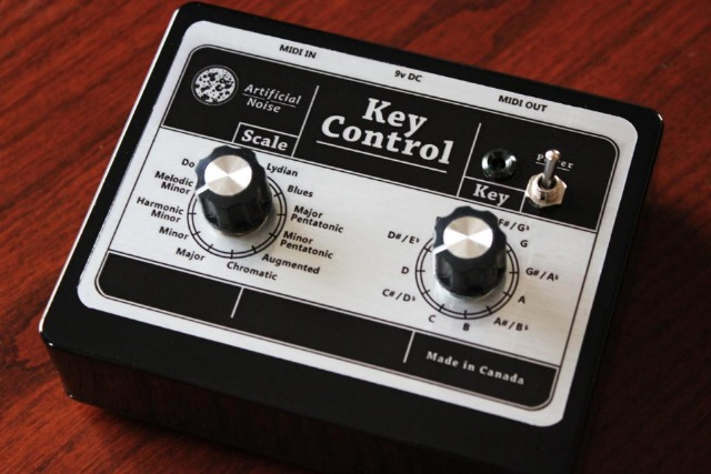 Key Control Updated With New Scales