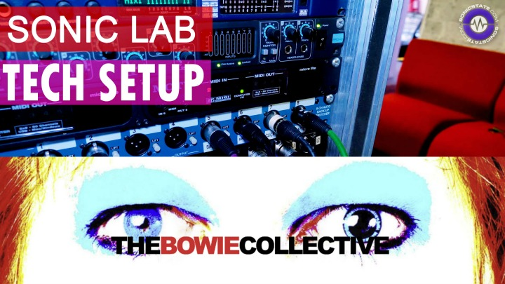 Sonic LAB Tour: Bowie Collective - Recreating Classic Bowie Live
