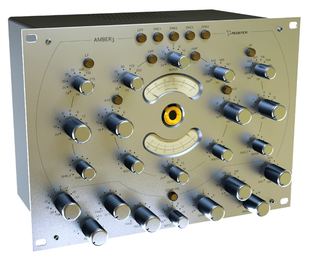 New Version Of Acustica Amber Plug-In Suite