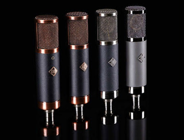 TELEFUNKEN Introduces Alchemy Microphones
