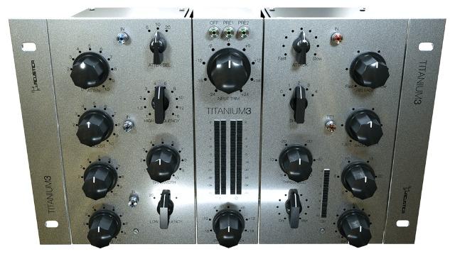 Acustica Audio Releases Titanium Suite