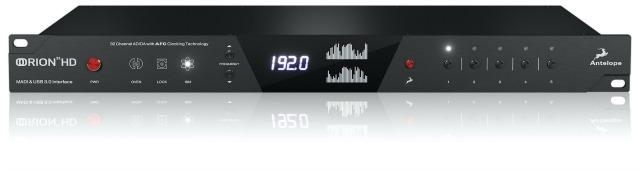 Antelope Audio Ships Orion 32HD   Gen 3