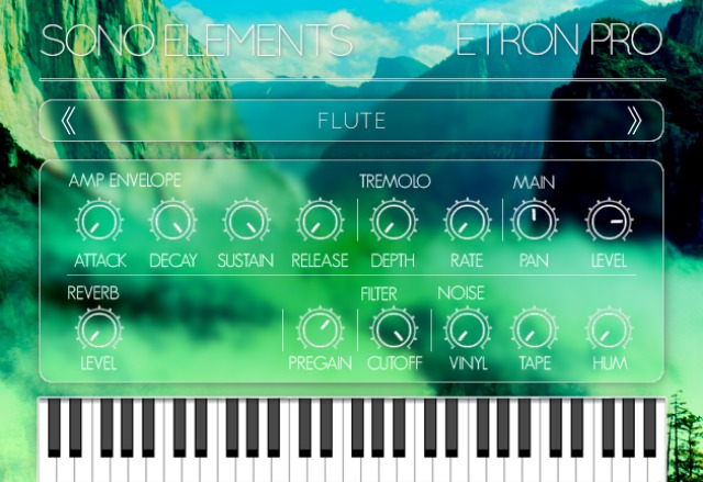 Another Mellotron Virtual Instrument