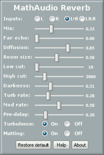 New Reverb For Mac & Windows