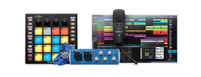 Complete PreSonus Production Kit
