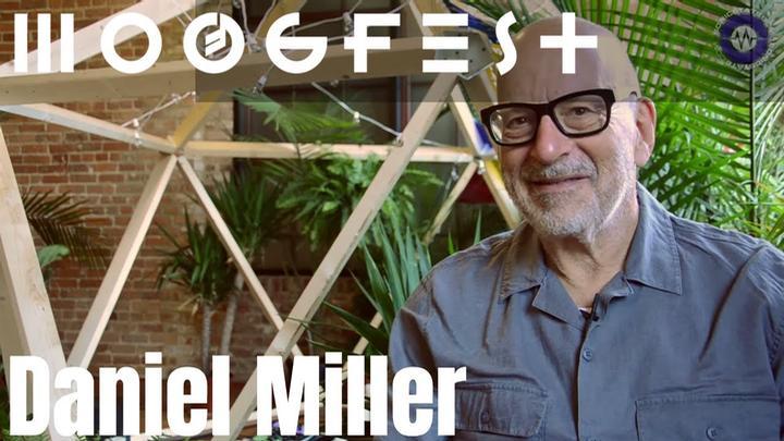 Moogfest 2019: Lets Talk To Daniel Miller
