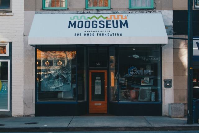 Moogseum Opening In Two Weeks Time