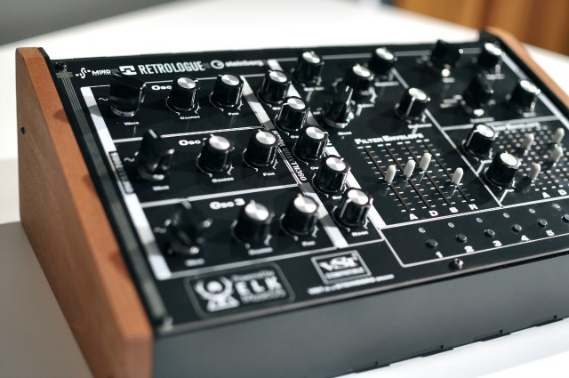 Superbooth 2019: Steinberg Retrologue Hardware Synth
