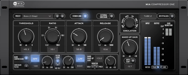 MIA Laboratories Release MIA Compressor One