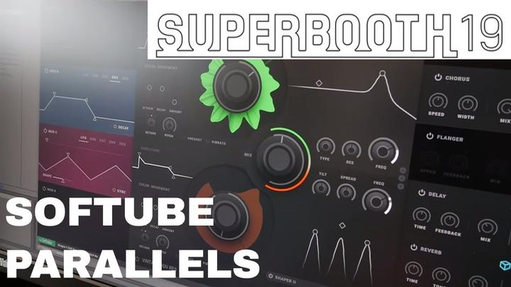 Superbooth 2019: Softube Parallels and Buchla 296e