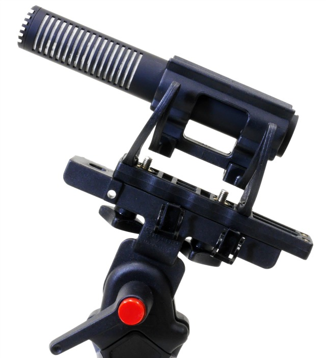 New Sanken Short Stereo Shotgun Mic