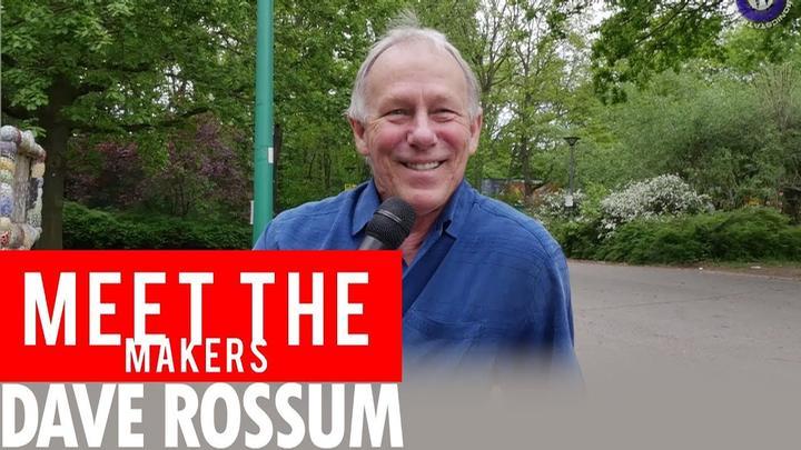 Meet The Makers: Dave Rossum
