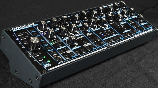 paraphonic semi modular synth ships. Black Bedroom Furniture Sets. Home Design Ideas