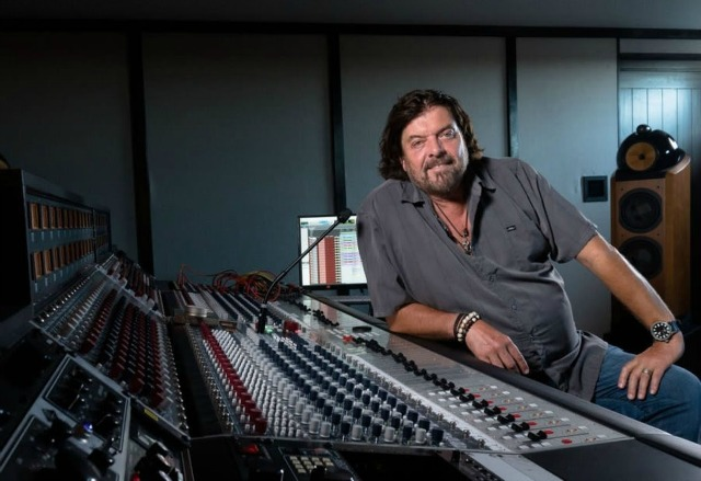 Masterclass With Alan Parsons