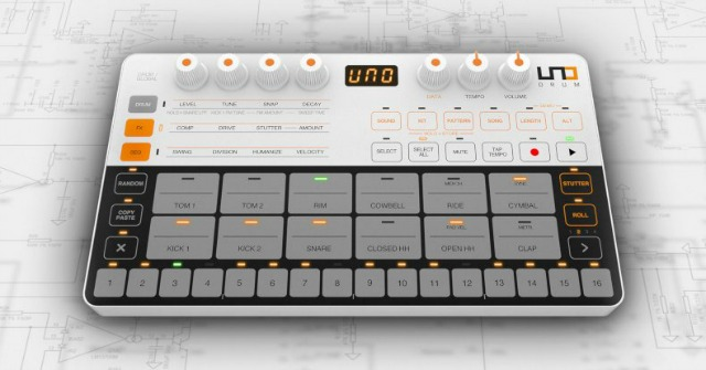 Uno Drum Machine Now Available