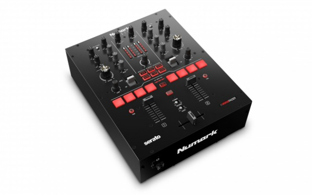 Numark Releases Scratch Two-Channel Mixer