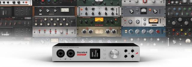 Antelope Audio Introduces New FX platform