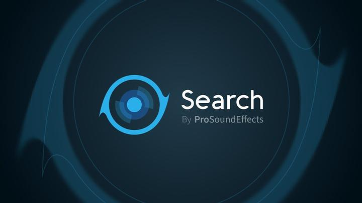 Pro Sound Effects Releases Search Software